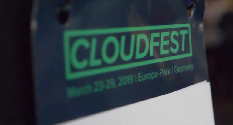 SEOeffekt auf der CloudFest 2019