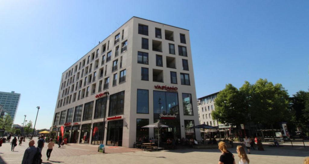 Das SEOeffekt Büro in der Großen Bergstraße 250