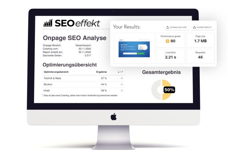 SEOrocket Website Audit