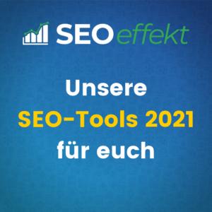 SEO-Tools 2021